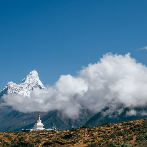 Ama Dablam 6,812m, Himalayas, Nepal
