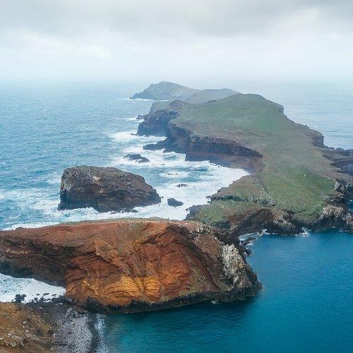 Ponta de São Lourenço, Madeira island, Portugal