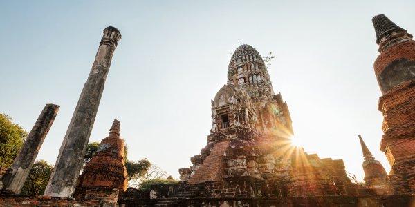 Аютайя, Таиланд